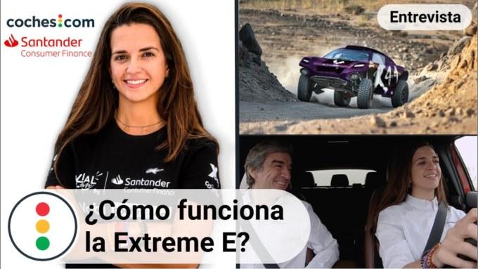 Las claves de la nueva Extreme E, por Cristina Gutiérrez